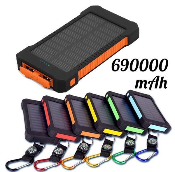 solarphonecharger, polymer, Outdoor, usb
