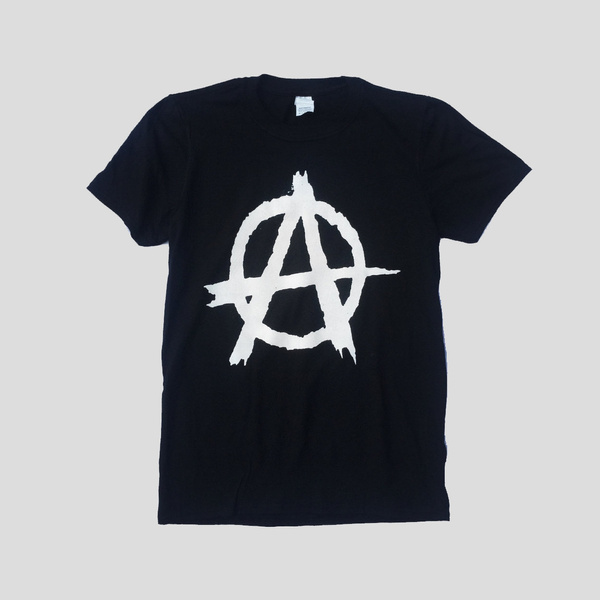 Occult, Tops & Tees, Goth, anarchy