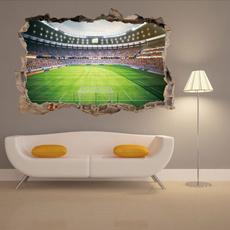 Waterproof, worldcupdecoration, Stickers, Football