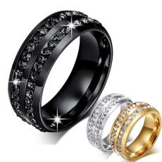Steel, titanium steel, kneelring, Jewelry