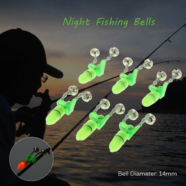 fishinglight, fishingaccesorie, 10pcsset, twinbellfishing