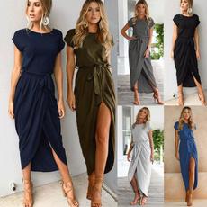 blouse, Summer, long skirt, Fashion
