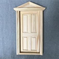 Door, doll, Wooden, house