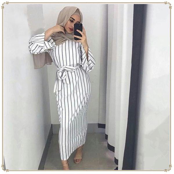muslimdres, Sleeve, long dress, Dress