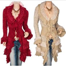 longsweatercoat, Good, Knitting, Lace