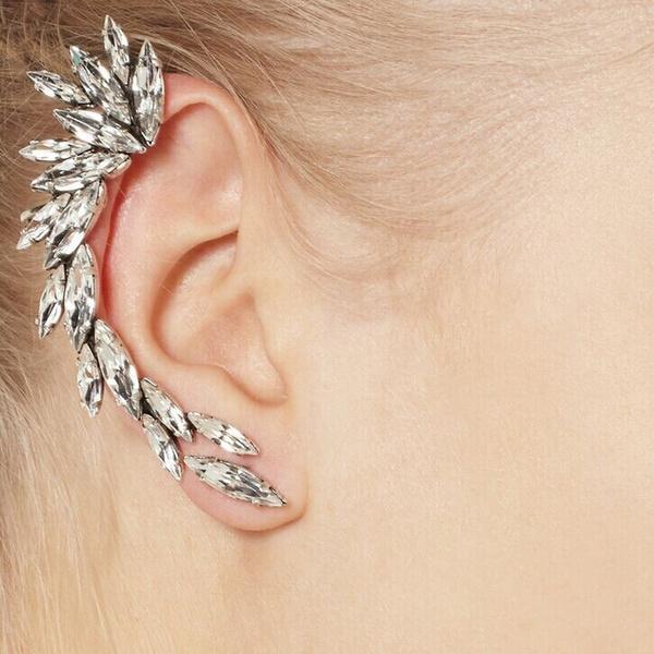 Goth, Fashion, punk earring, vintage earrings