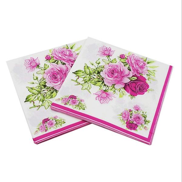 decoration, tablemat, papernapkin, napkin