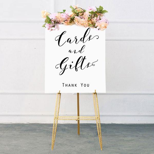 gifttablesign, weddingreceptionsign, Decor, Gifts