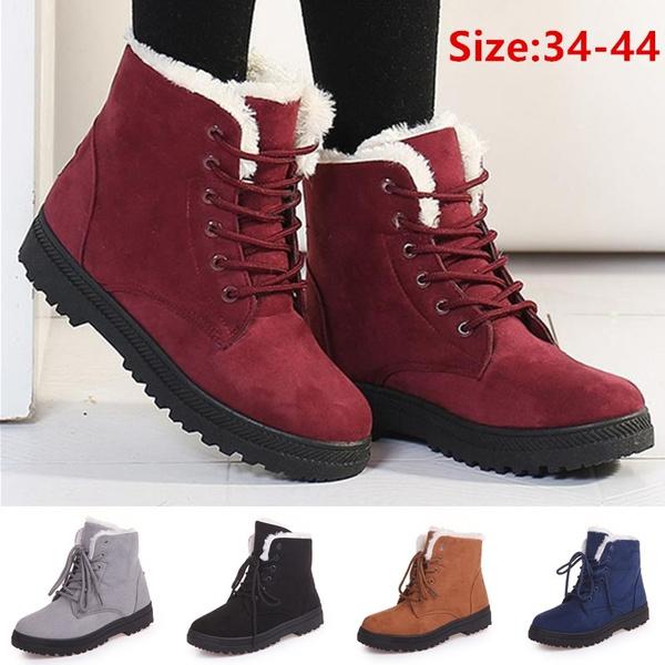 ankle boots, Fashion, Platform Shoes, Winter