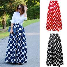 Skirts, countrystyleclothing, bustskirt, high waist