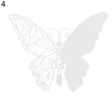 butterfly, Decor, Wedding Supplies, Glass