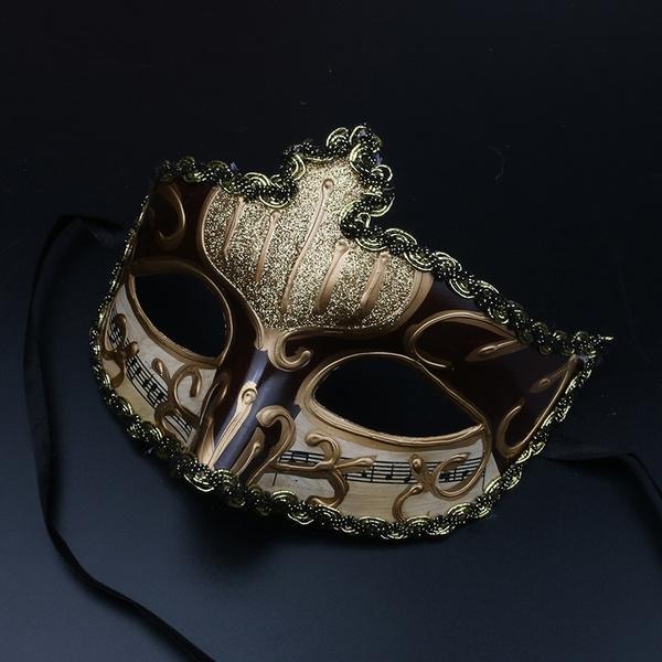 Antique, partymask, Masquerade, Masks
