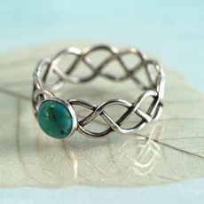 Antique, Turquoise, Engagement, Jewelry