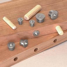 Steel, wooddowelpin, woodworking, Pins
