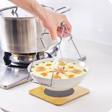 Steel, Home & Kitchen, bowldishclip, dishesclip