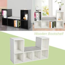 Storage & Organization, Office, Wooden, Shelf