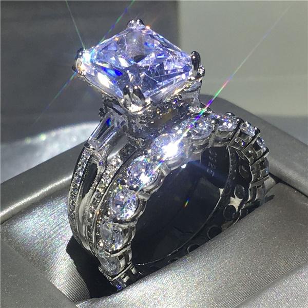 Sterling, ringsformen, czring, wedding ring