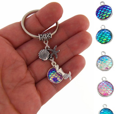 Gifts For Her, Fashion Accessory, Scales, Key Chain