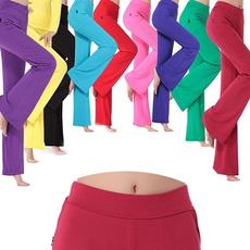 Yoga, Spandex, pants, women's pants