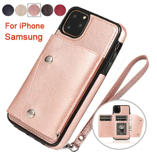 case, leather wallet, samsungs9pluscase, Wallet