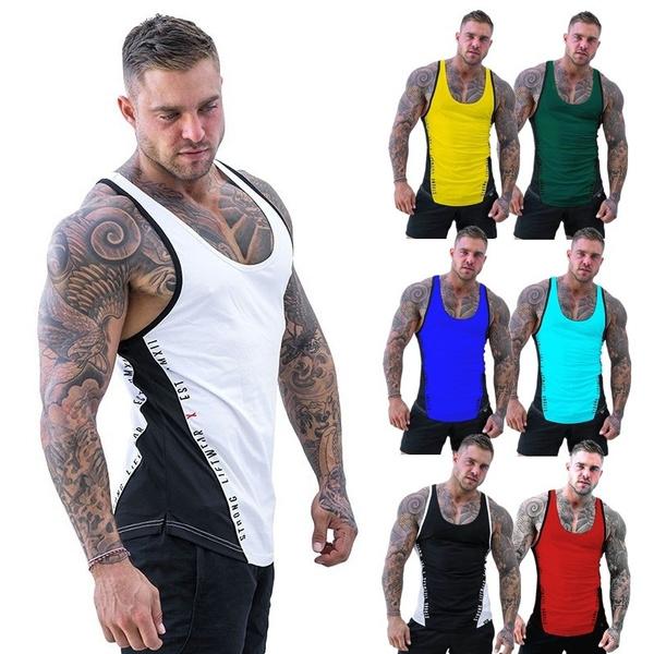 bodybuildingvest, singletstop, Tank, fitness top