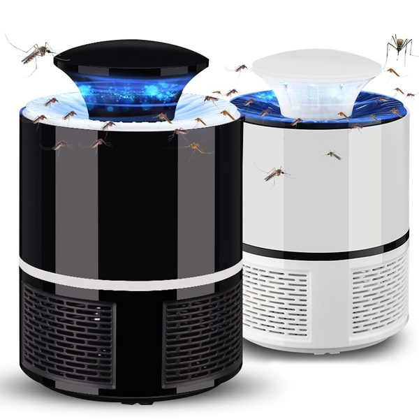Electric Fly Bug Zapper Mosquito Insect Killer LED Light Trap Pest Control Lamp#