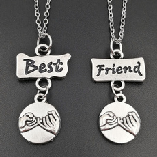 Chain Necklace, bestfriend, Jewelry, Gifts
