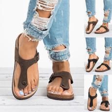 Summer, Flip Flops, Sandals, Fashion