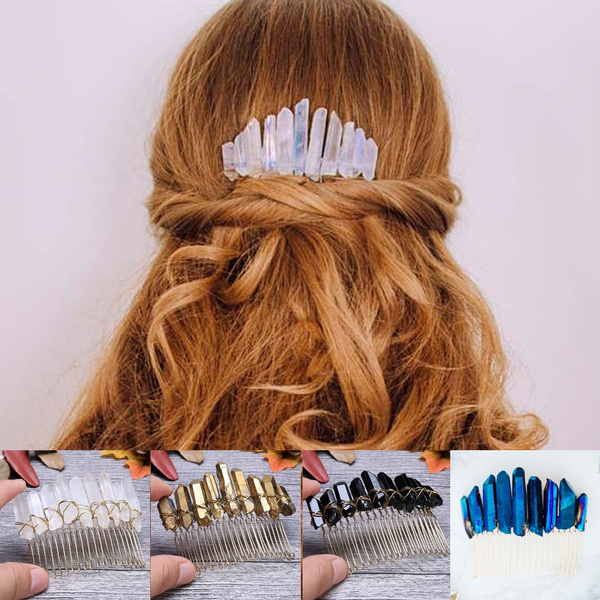 crystalhairclip, Angel, crystalhairstick, crown