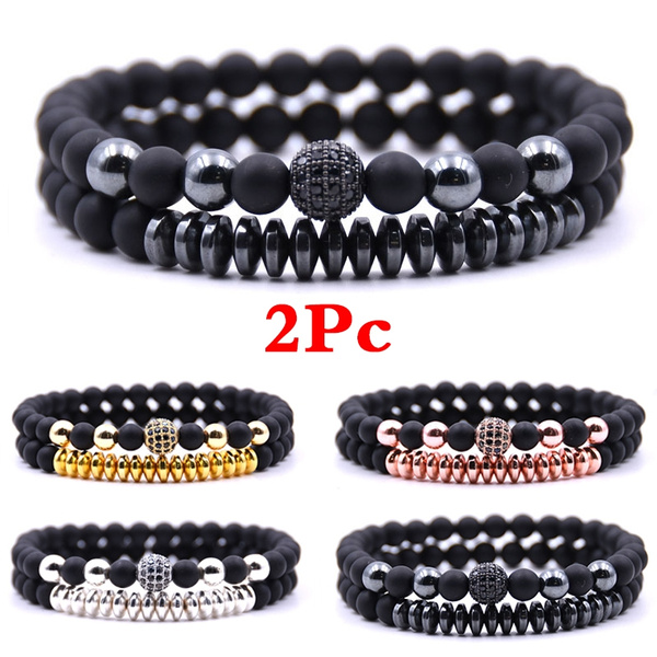 Charm Bracelet, Copper, Bead, Jewelry