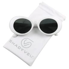 retro sunglasses, Fashion, cloutgoggle, white sunglasses
