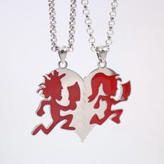 Heart, hatchetmancharm, icp, Chain