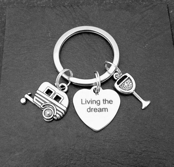 Key Chain, Jewelry, Gifts, caravan