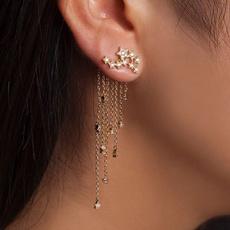 Tassels, Fashion, Star, Jewelry