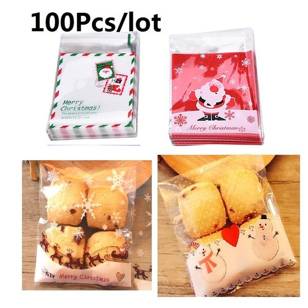 pouchbag, Snacks, selfadhesivebag, Christmas