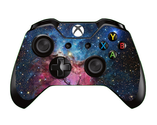 pink, Blues, Video Games, decalforxboxonecontroller