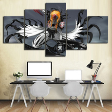 bleachpainting, Wall Art, Home Decor, Posters