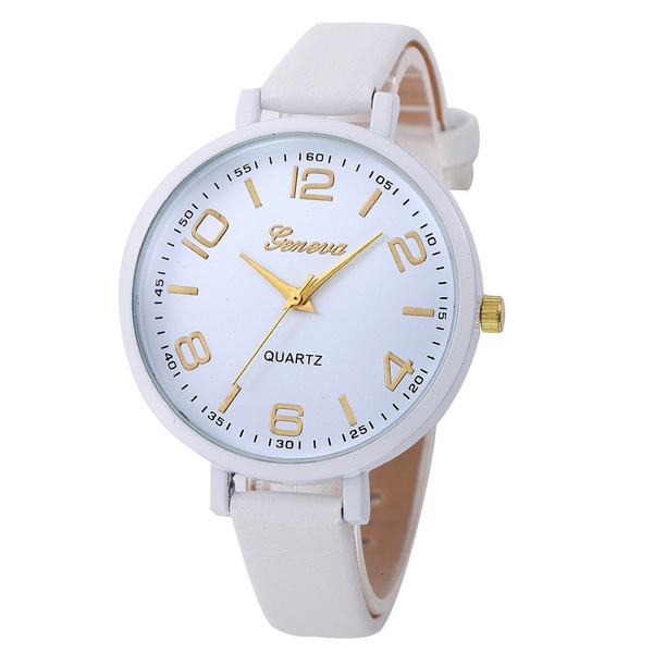 Fashion, bracelet watches, Casual Watches, leather