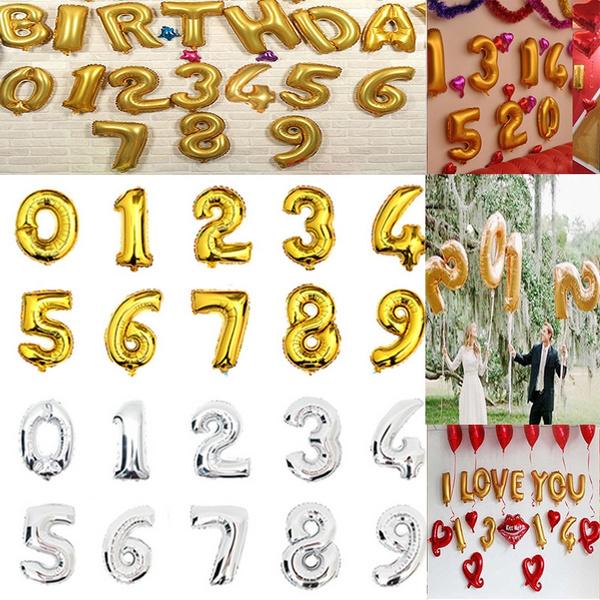happybirthday, cute, airballoon, foilballoon