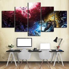supersaiyan, Decor, Wall Art, Home Decor