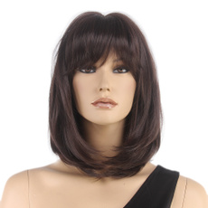 wig, brown, Cosplay, Wigs cosplay