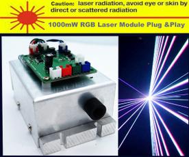 Laser, stagelight