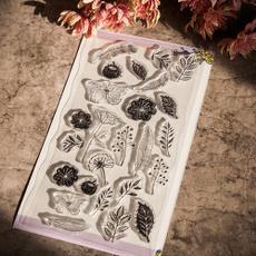 siliconestamp, Beautiful, Flowers, stampmodel