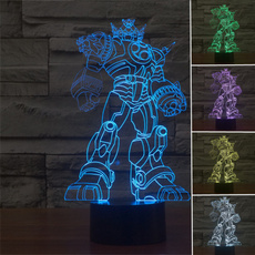 3dlamp, Night Light, creative gifts, Tables