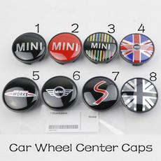 Mini, Emblem, Aluminum, Car Accessories