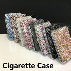 case, Box, Cigarettes, womencigarettecase