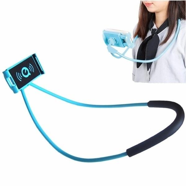 Smartphones, phone holder, neckhangingholder, mountsbracket