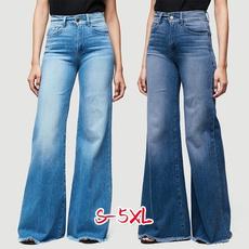 Plus Size, wideleg, high waist, Bell