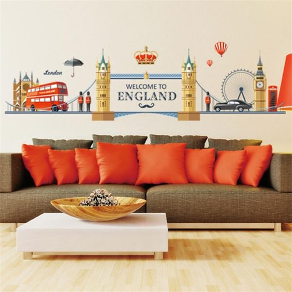 Decor, Home Decor, Home & Living, walldecalsampsticker