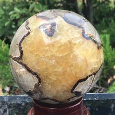 septarian, quartz, specimen, Stone